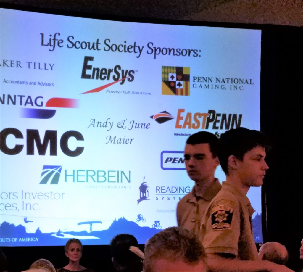 Boy Scouts of America Annual Dinner